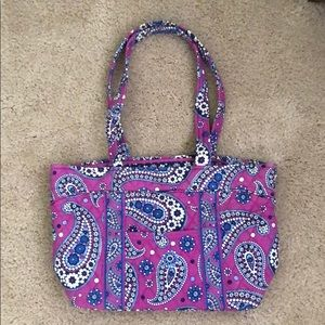 Vera Bradley Mandy in Boysenberry